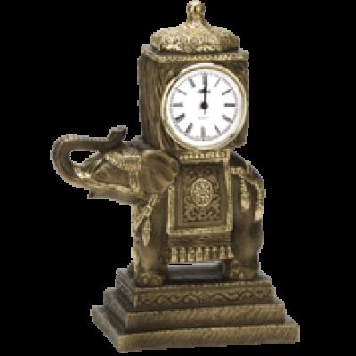 Часы настольные / каминные Слон