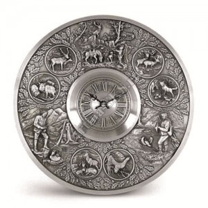 Часы настенные Freischutz диаметр 24 см